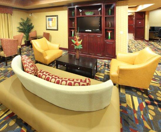 Van Buren, AR: Lobby Lounge