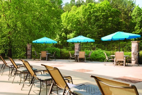 Peachtree City, Τζόρτζια: Guest Patio