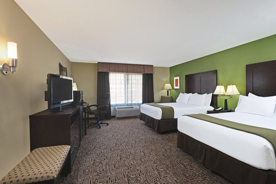 Holiday Inn Express Hotel & Suites Richfield: Luxurious Queen Executive Room