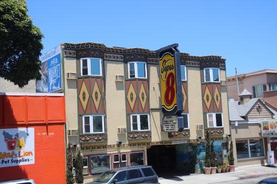 Super 8 San Francisco/Near the Marina: externa