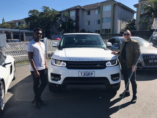 Gold Coast, Australia: What can I say about Bran and the QLD luxury car rentals. Best in the business and Brans service
