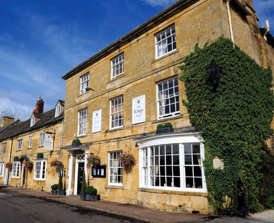 The Kings Hotel Chipping Campden Exterior