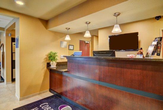 Ambridge, Pensilvania: Lobby