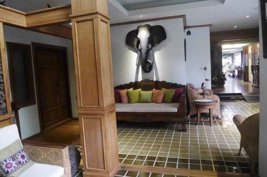 Rich Lanna House: Rich Lanna hotel botique