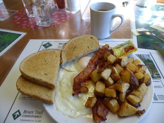 Marydale's Family Restaurant: My tasty breakfast