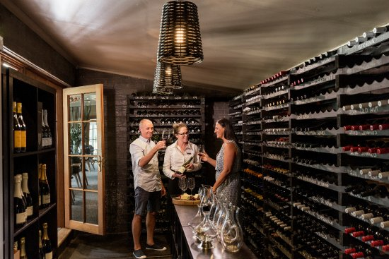 Spicers Vineyards Estate: The Spicers Vineyards Cellar