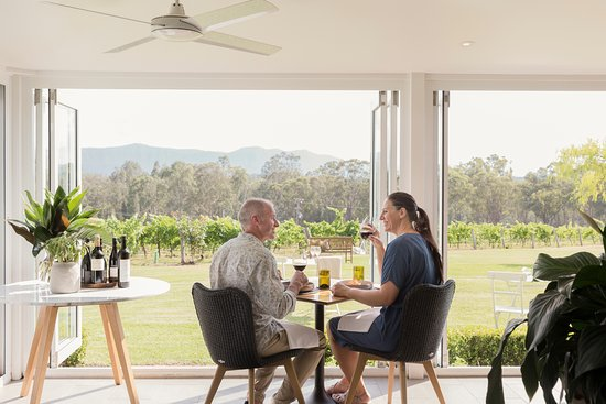 Spicers Vineyards Estate: Restaurant Botanica