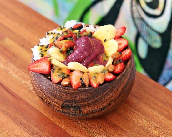 Yum review of ohana acai bar fremantle australia for Food bar ohana