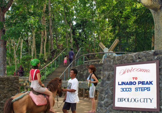 "Dipolog, Филиппины: Great opportunity to commune with nature getting the feel of ""being on top of the world""."