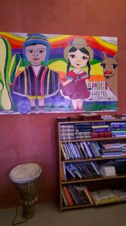 La Quiaca, Argentina: Ambientes alegres y acogedores.