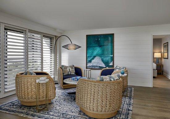 Loews Santa Monica Beach Hotel: Boho Suite