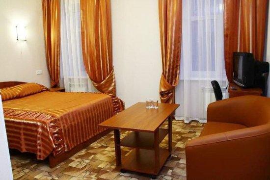 Sredneuralsk, Rusia: Standard Room