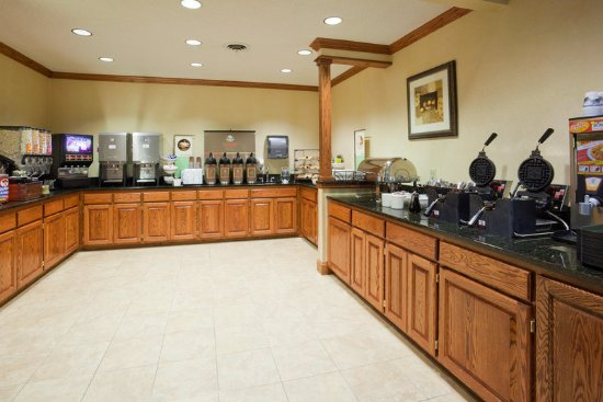 CountryInn&Suites Albertville BreakfastRoom