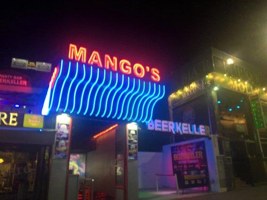 Mango's Night Club
