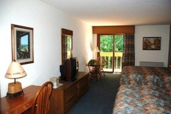 Rib Mountain Inn: QQStandard
