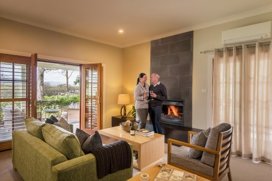 Spicers Vineyards Estate: Luxury Spa Suite