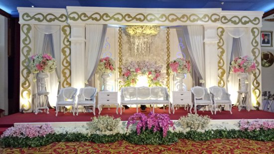 Wedding Decoration Picture Of Hotel Bidakara Grand Savoy Homann