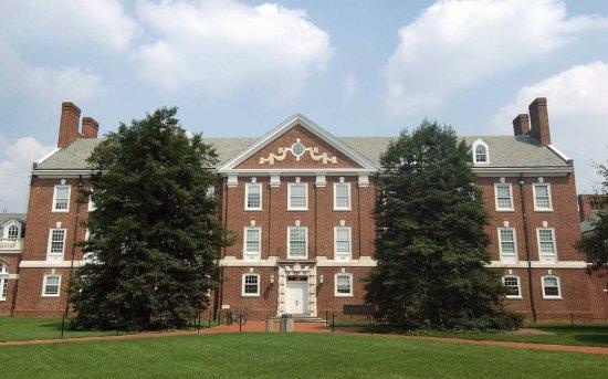 Newark, DE: Evans Hall