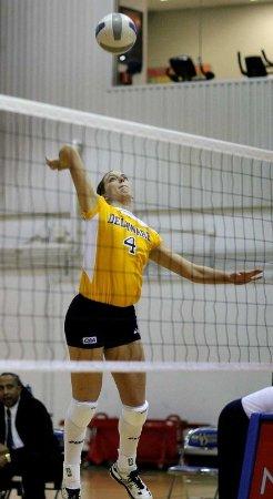 Newark, DE: Delaware Volleyball