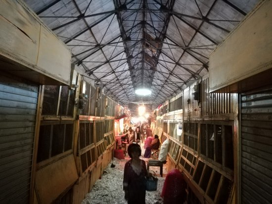 Pabean Market
