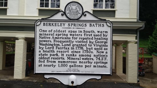 Berkeley Springs, WV: 20170722_164500_large.jpg