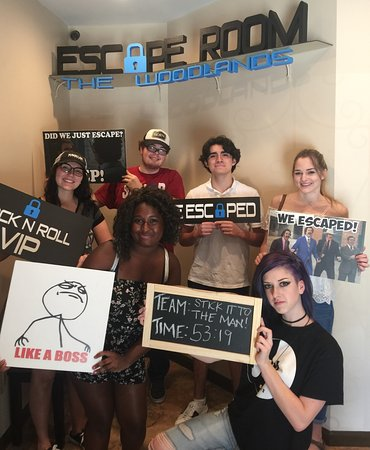 Escape Room The Woodlands 2018 All You Need To Know