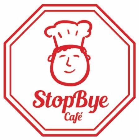 Lawndale, CA: StopBye Café Logo