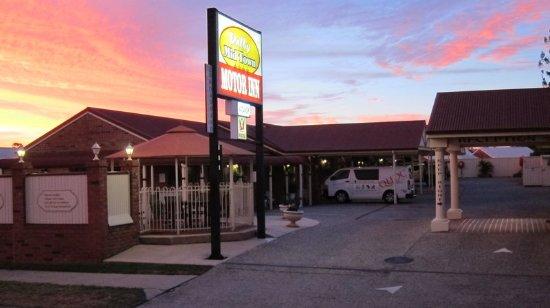 Dalby, Australien: Exterior at Sunset