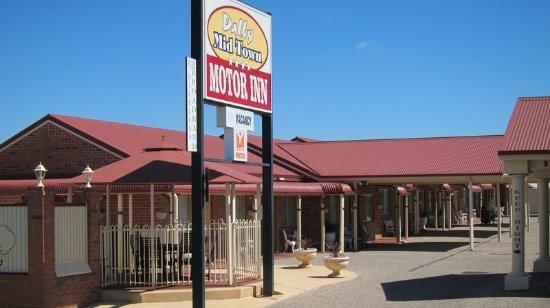 Dalby, Australia: Exterior Building