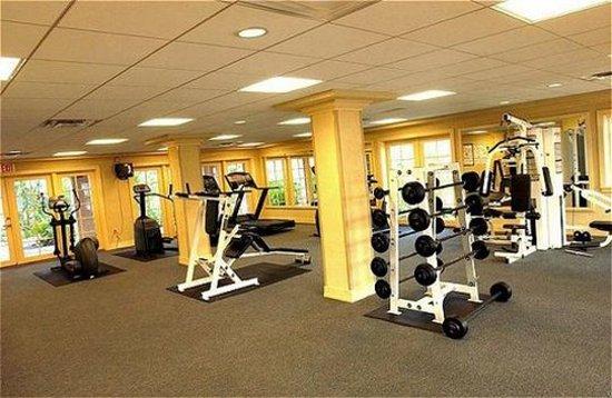 Old Bahama Bay : Exercise Facility