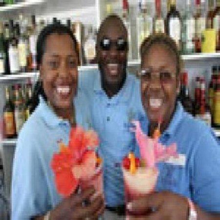 Old Bahama Bay: Bar Lounge