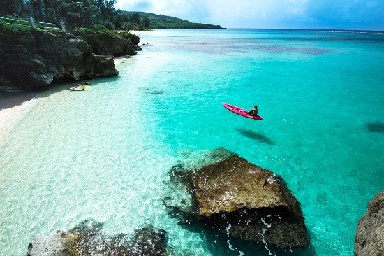 Saipan, Mariana Islands: Taga Beach, Tinian. Photo by Junji Takasago