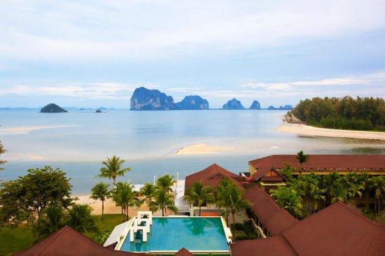 Sikao, Thailand: Resort And Andaman Sea Panorama