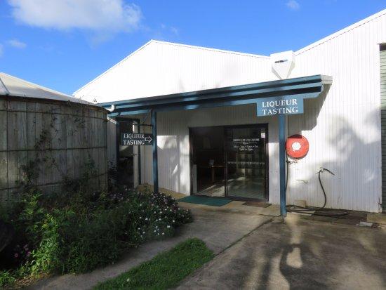 Norfolk Island Liqueurs