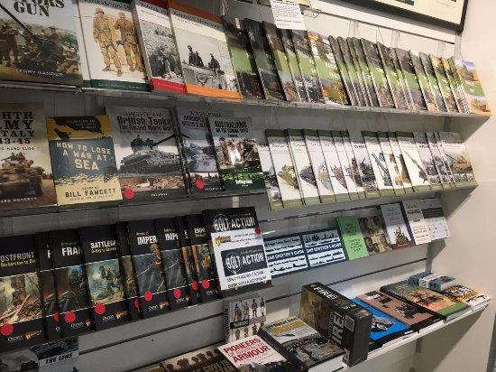 Cairns Region, Austrália: Extensive book selection