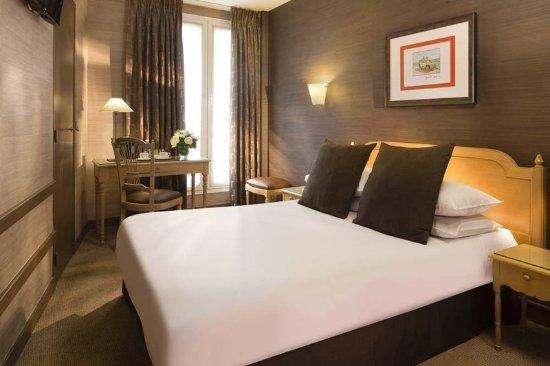 Chambre Double Classique ( - Photo de Hotel Albert 1er, Paris ...