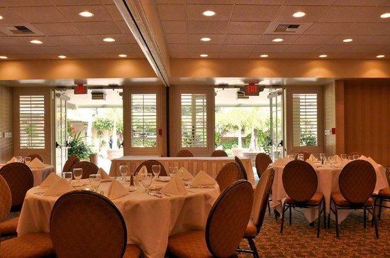 Carmel Mission Inn & Fuse Lounge Café: Meeting Room