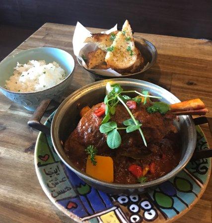 Gordon, Australia: Persian Lamb Shank Stew
