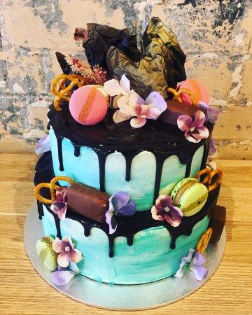 Brunswick, Austrália: Drip Cake