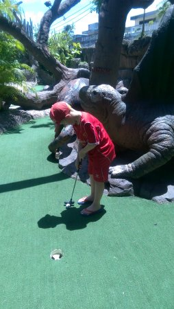 Dino Park Mini Golf: IMAG2571_large.jpg