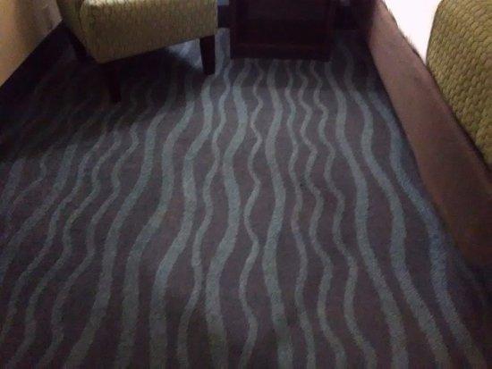 Goodlettsville, TN: Flooring seemed dirty