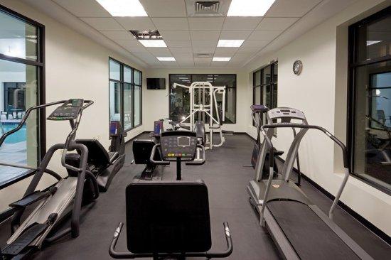 Peabody, MA: Fitness Center