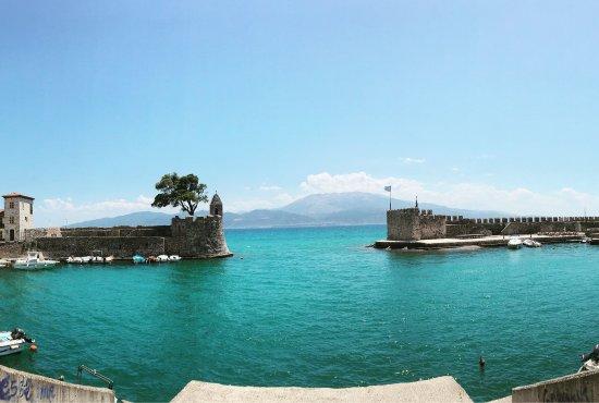 Nafpaktos Old Port