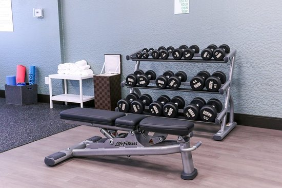 Centennial, CO: Hotel Fitness Center
