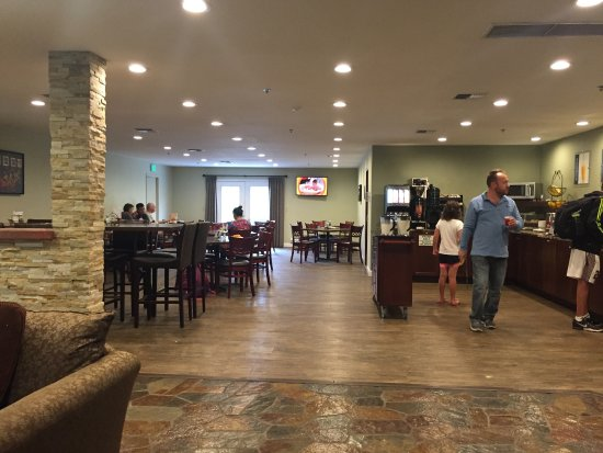 Eagle, CO: Breakfast Area