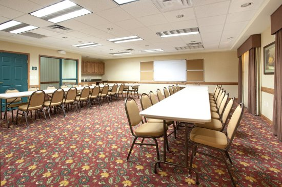 เมริเดียน, ไอดาโฮ: CSI Boise West meeting room