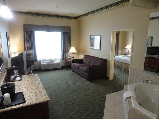 Meridian, Айдахо: whirlpool suite