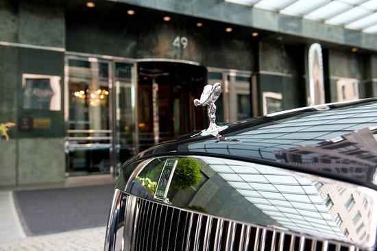 Regent Berlin: Limousine Transfer 2