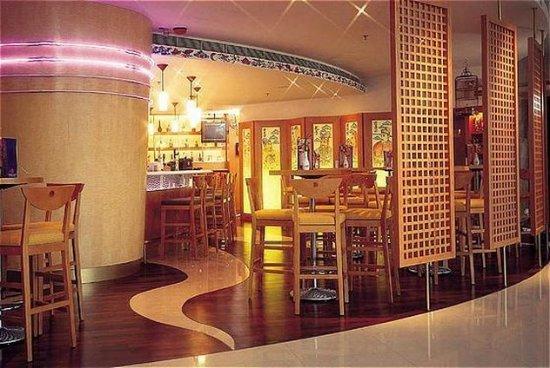 Harbour Plaza Resort City Hong Kong: Bar/Lounge