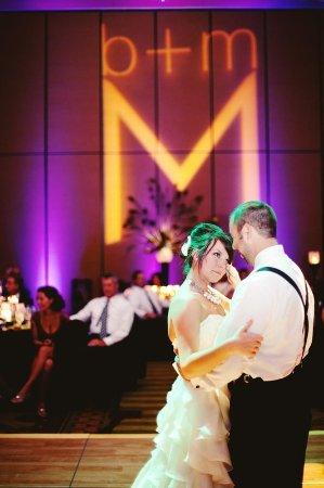 East Peoria, IL: Bride & Groom Dancing